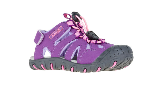 Kamik Oyster Shoes Kids Purple